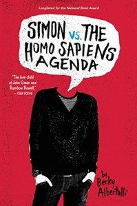 Simon Versus the Homo Sapiens Agenda by Albertalli