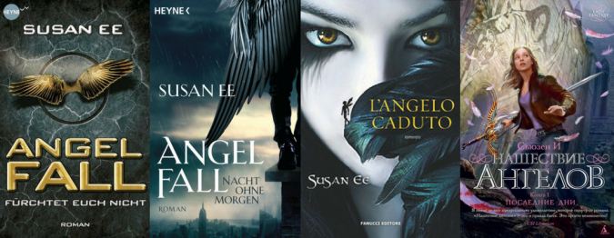 Angel fall by Susan Ee